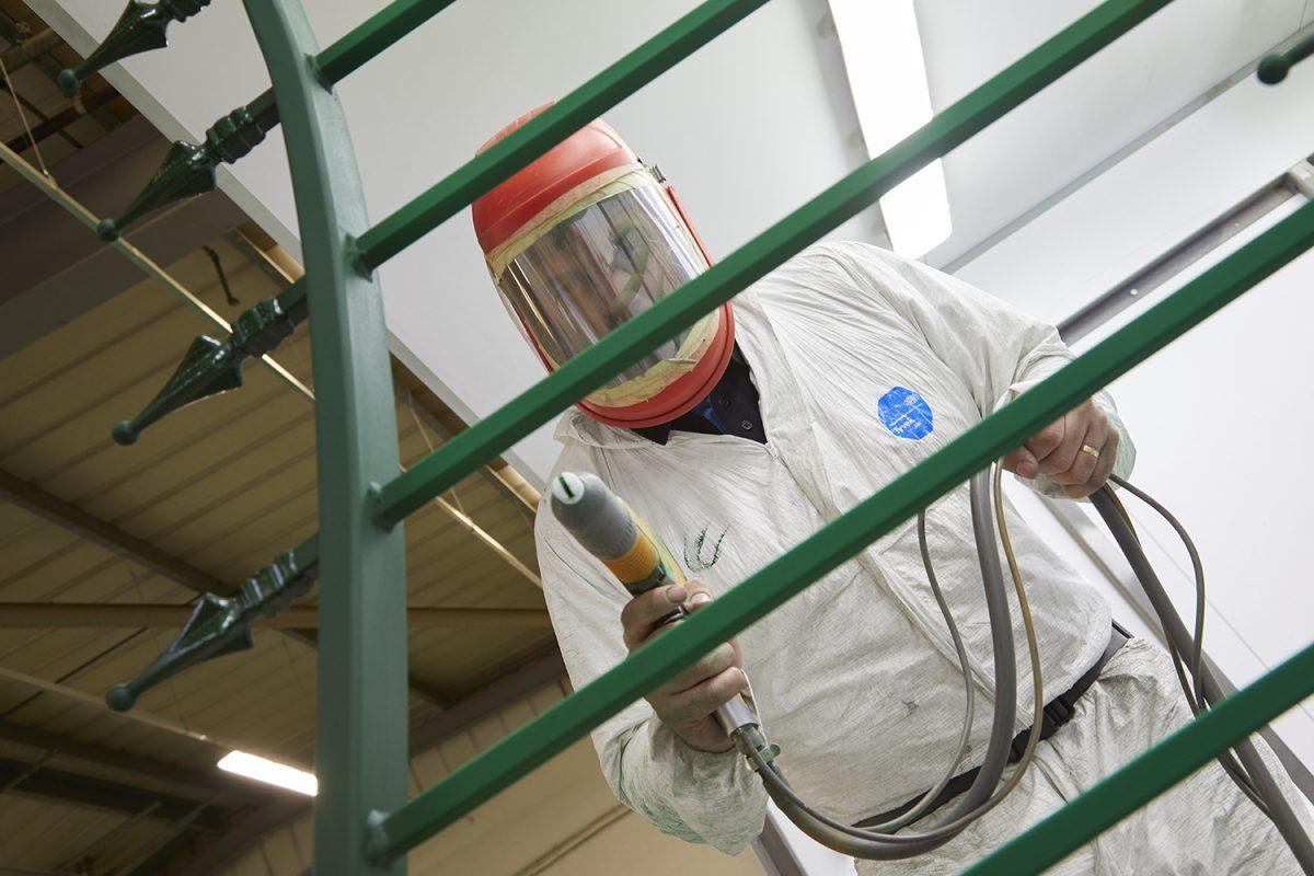 Millenium Site Services – Powder Coating Specialists